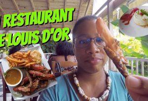 restaurant Martinique, Le Louis d'Or