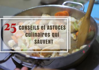 astuces culinaires