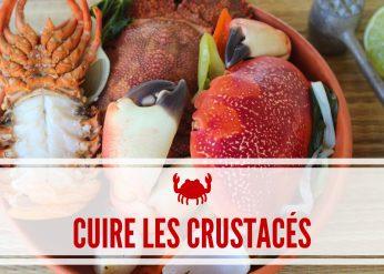 cuire les crustacés Antillais