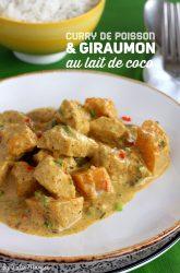 curry de poisson au coco