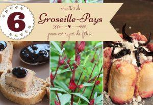recettes groseille-pays Martinique