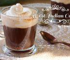 West Indian coffee Martinique brunch veggie antillais