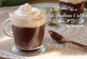 West Indian coffee Martinique