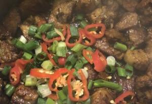 recette curry antillais