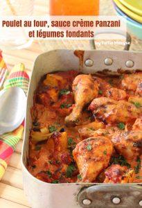 poulet sauce tomate panzani