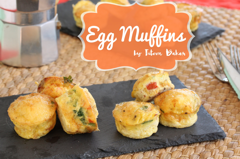eggs muffin antillais