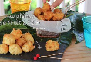 Dauphine de fruit à pain créole