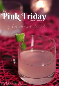 cocktail Pink Friday