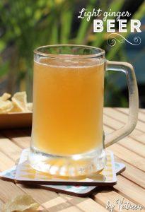 cocktail light ginger beer