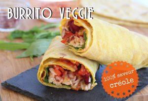 burrito 100% vg créole