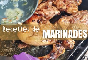recettes de marinades