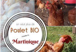poulet bio Martinique