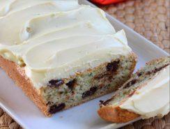 gâteau à la courgette créole