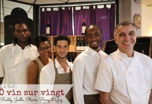 Restaurant Martinique | Ô vin sur vingt