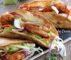 Tacos crevettes avocat recettes croustillantes