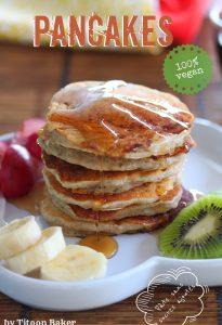 pancakes vegan Antilles