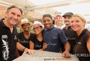 Restaurant Martinique | Le PELICAN BEACH
