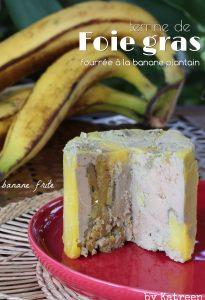 Terrine de foie gras fourré