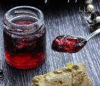 gelée de vin et groseille-pays