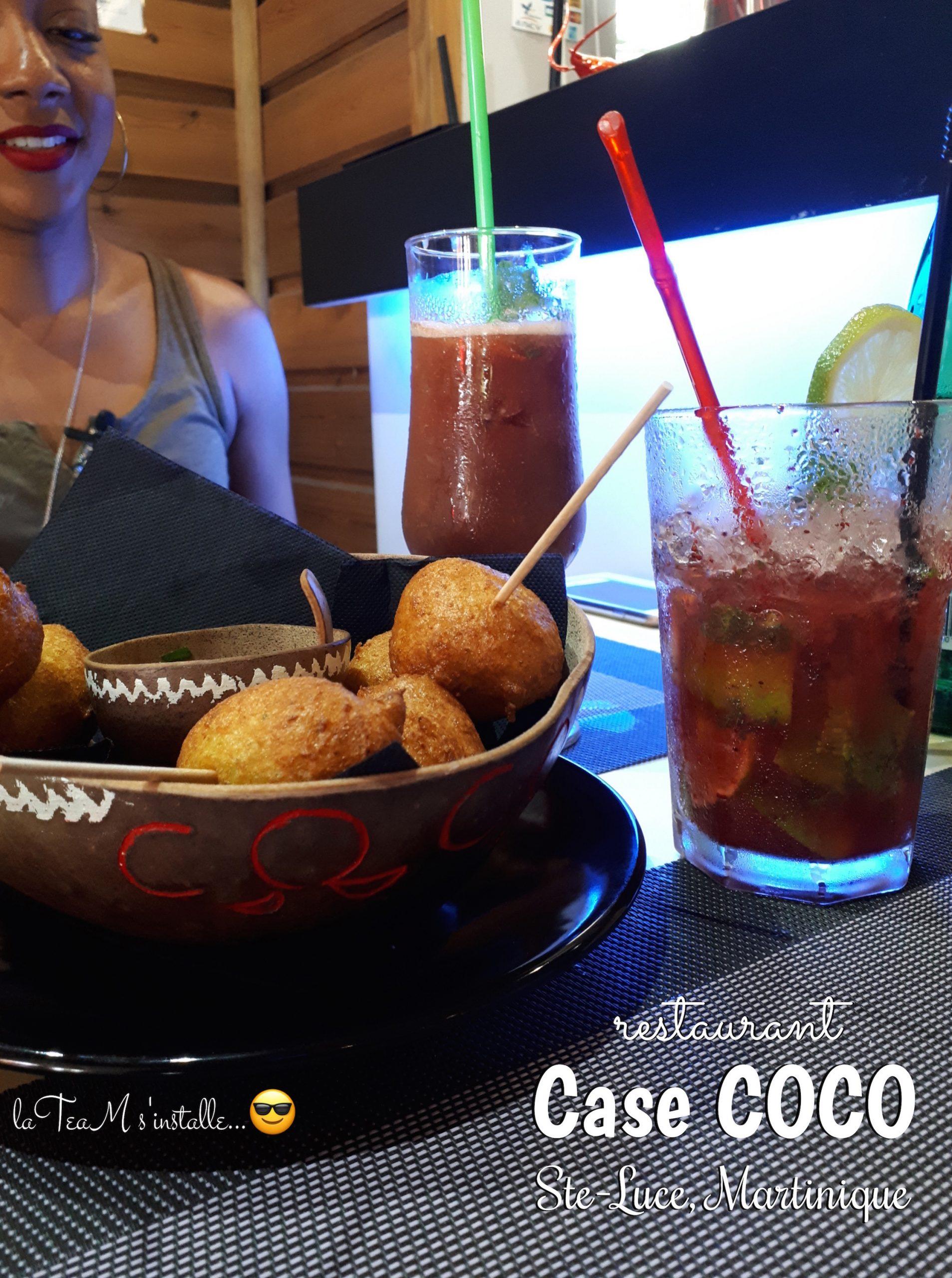 restaurant Martinique Case Coco