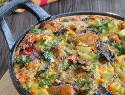Tortilla aux légumes bonduelle