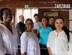 Restaurant Martinique   Zanzibar