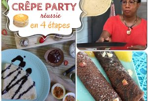 Crêpe party Guadeloupe