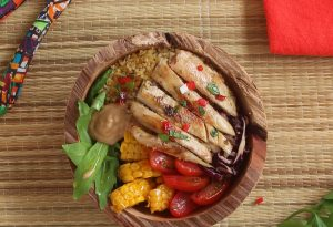 chicken bowl Antilles