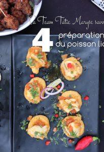 recettes poisson lion