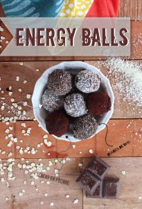 energy balls antillais