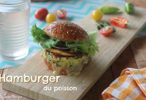 hamburger de poisson
