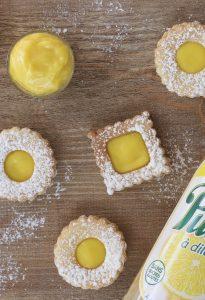 Sablé Pulco citron jaune
