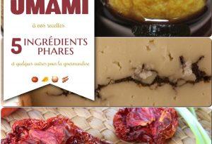 ingrédients riches en umamii, ajouter de l'umami