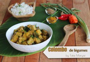 colombo de légumes cuisson des légumes