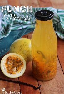 punch maracuja Guadeloupe