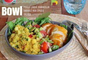 bowl poulet madivial