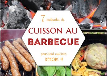 cuisson au barbecue