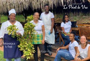 Restaurant Martinique | Le Point de Vue