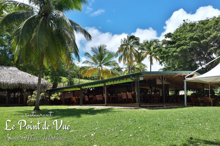 Restaurant Martinique   Le Point de Vue