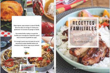 Livre Tatie Maryse recettes familiales