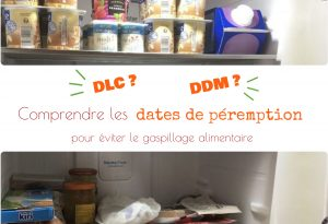 DLC DDM dates de péremption