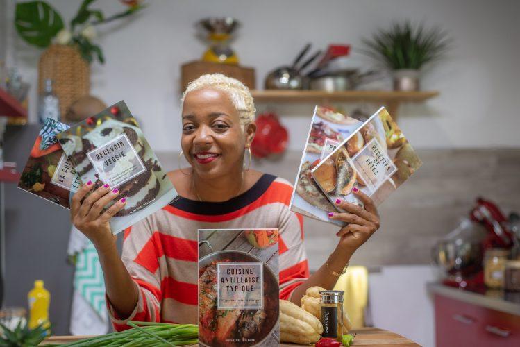 Livres cuisine créole Tatie Maryse