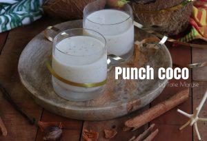 punch coco antillais