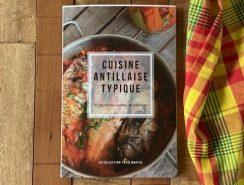 livre cuisine antillaise typique