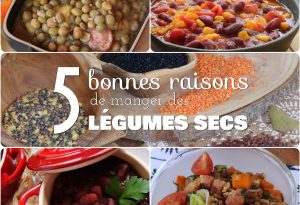 5 bonnes raisons de manger des légumes secs