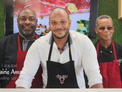 boucherie Prairie Amant viande locale Martinique