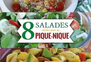 8 salades idéales pour un pique-nique antillais
