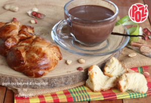 POZ' pain au beurre chocolat